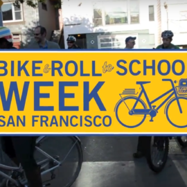 Bike & Roll to School Week Video