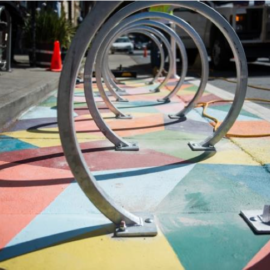 Bike Corral Mural Program