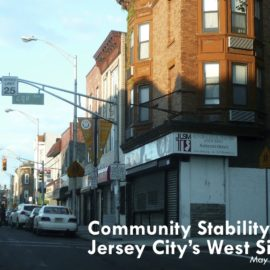 Community Stability in Jersey City's West Side