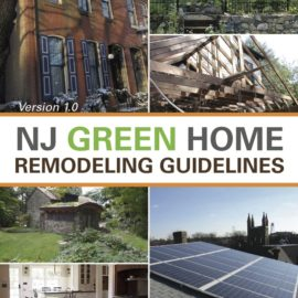NJ Green Home Remodeling Guidelines