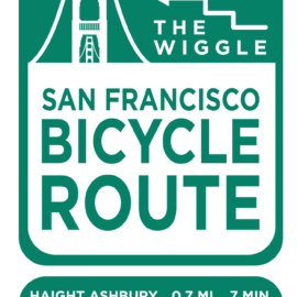 SF Bicycle Wayfinding