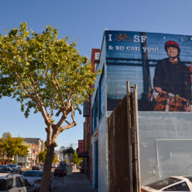 San Francisco Bicycle Billboard Campaign