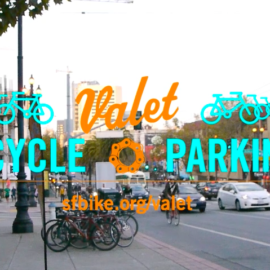 Valet Bicycle Parking Video